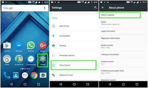 how to update android how update android ubergizmo