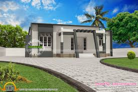 small budget contemporary house kerala home design and floor plans