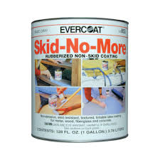 Non Slip Floor Coating For Tiles Evercoat 1 Qt Skid No More Rubberized Non Skid Coating