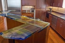 glass kitchen island inspiration glass kitchen island apartment therapy