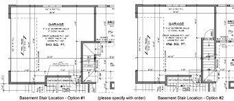 Bungalow Floor Plans With Basement Bungalow Style House Plans Plan 38 502