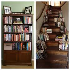 spring cleaning and organizing your bookshelves