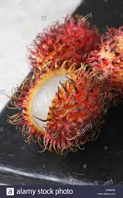 lychee fruit inside hairy lychee stock photos u0026 hairy lychee stock images alamy