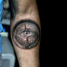 50 small unique tattoos for men cool compact design ideas