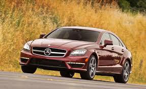 2012 mercedes benz cls63 amg road test u2013 review u2013 car and driver
