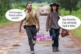 Carl Walking Dead Meme - savage memes from the walking dead midseason finale