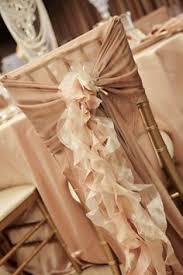 diy chair sashes 25m x 29cm sheer organza roll for wedding chair sash bow table