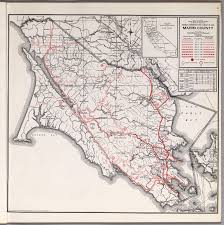 Media Pa Map Marin County David Rumsey Historical Map Collection