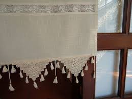 Crochet Kitchen Curtains by 1643 Best Wiɳɗ ω Tɽҽɑʈμҽɳʈ Idҽɑʂ Images On Pinterest Curtains