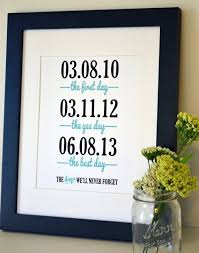 1st anniversary gift anniversary gifts for husband best anniversary gift for
