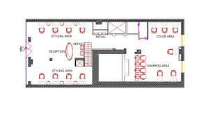 design a beauty salon floor plan beauty salon floor plan design layout 1160 square foot deadly