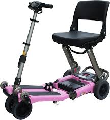 Colorado travel scooter images Luggie classic lowest prices pink breast cancer awareness mobility jpg
