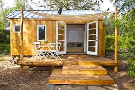 off grid living ideas vina s tiny house living off the grid in 140 square feet home