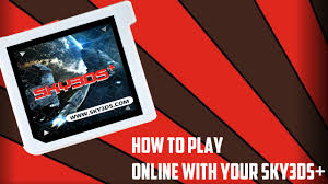how to play online games with your sky3ds private header youtube