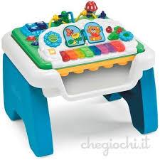 tavolo chicco tavolo giocamusica 67259 200 giochi primo sviluppo chicco