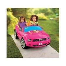 pink power wheels mustang pink ford mustang ride on power wheels car backyard