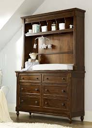Legacy Changing Table Big Sur Dresser W Changing Hutch Legacy Classic Furniture Cart