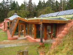 Building A Home Extreme Green Living Earthships Earthship Google Images And