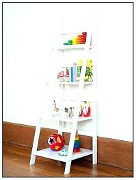 Natural Oak Leaning Shelves With Oak Leaning Shelves Oak Ladder Shelf Bookcase Medium Size Of Oak