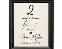 2nd wedding anniversary 2nd wedding anniversary gift for anniversary gift ideas