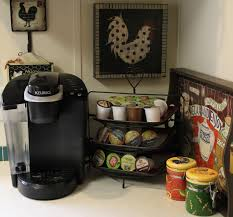 Coffee Nook Ideas by Scrapbookgiggles A New Coffee Nook In My Kitchen