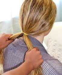 how to braid short hair step by step fishtail braid how to do a fishtail braid our easy step by