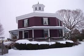 wilcox octagon house wikipedia