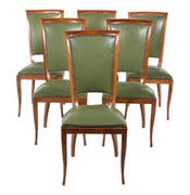 Dining Chair Upholstery The Lyon Occasional Dining Chair Contemporary Transitional Mid