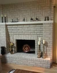 fireplace brick paint kit home design ideas