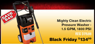 black friday pressure washer sale northerntool com final hours black friday sale don u0027t miss out