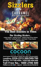 cuisine cocoon 9 best what s at carramel multi cuisine restaurant images on