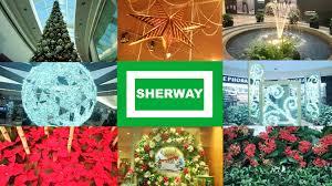 sherway gardens mall christmas decorations 2015 youtube