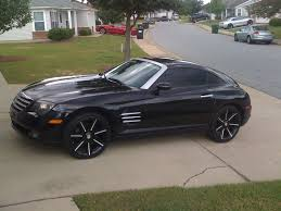 2004 chrysler crossfire photos informations articles
