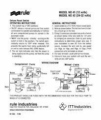 wiring diagram rule bilge pump wiring diagram rule mate bilge