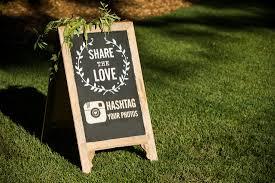 wedding wishes hashtags the yays and nays of personalised wedding hashtags