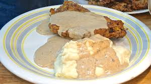 chicken fried steak the low carb way youtube