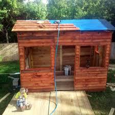 pallet playhouses for kids creativity u0026 health boost