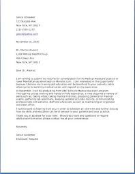 28 cover letter examples for resume medical assistant 5