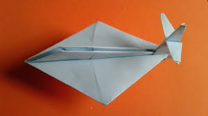 how to make a simple paper plane easy paper airplane for kids