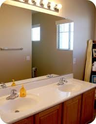 bathroom mirror ideas on wall best 25 framed bathroom mirrors ideas on framing a