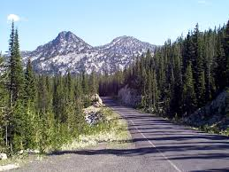scenic byway wallowa whitman national forest special places