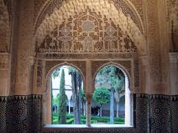 visiting the alhambra in granada spain