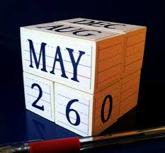 28 best perpetual wooden calendars images on pinterest wooden
