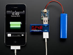 Usb Charger Doctor In Line Voltage And Current Meter Id 1852