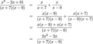 rational equations worksheet equations involving rational expressions exles
