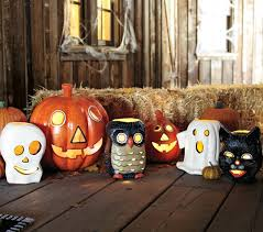 halloween luminaries pottery barn kids