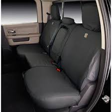jeep backseat covercraft ssc8440cagy f 150 rear seat cover seatsaver carhartt