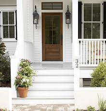 How To Make A Exterior Door How To Paint An Exterior Door To Make It Look Like Wood Proverbs