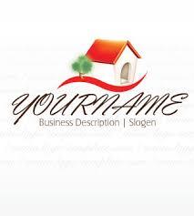 Home Design Logo Free Logo Template 158 1 Logo Templates Pre Made Logo Design