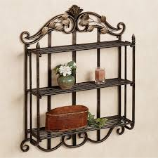 Bronze Bathroom Shelves Shelf Metal Bathroom Shelf Abfa621856af 1 Stunning Image